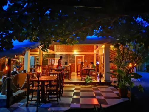 Located in Diego Suarez, Lakana Ramena hotel